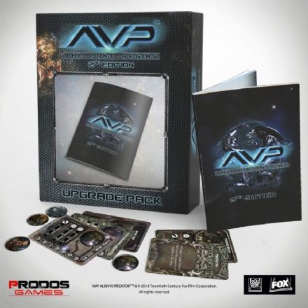AvP: The Hunt Begins - Second Edition Upgrade Kit